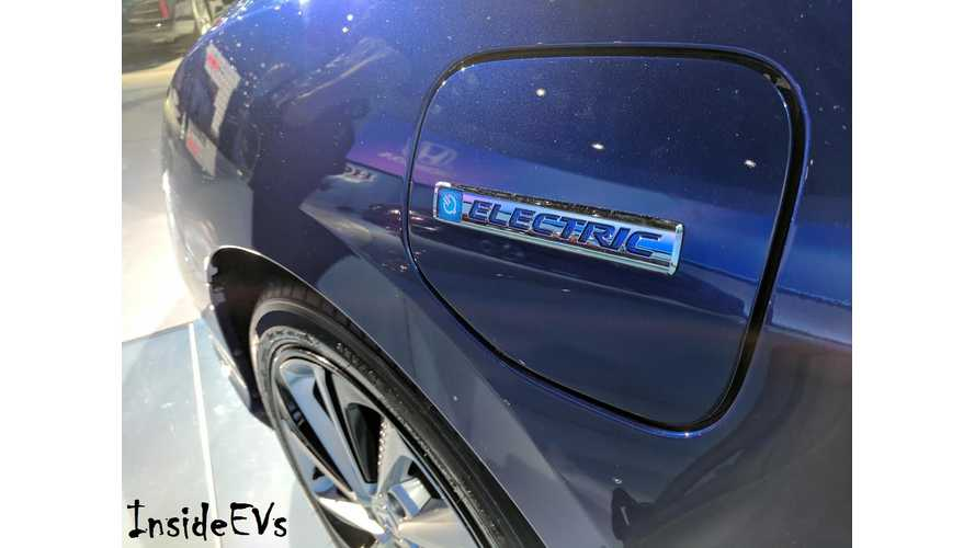 Honda Exec Admits Selling EVs In U.S. Is Tough With Gas