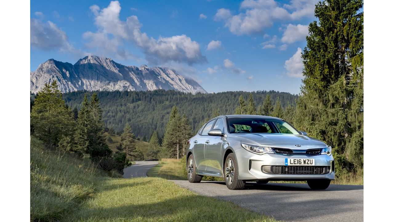 Kia's Electrified Sales In Europe Jump In First Half, Plug-In Niro To Take Things Even Higher
