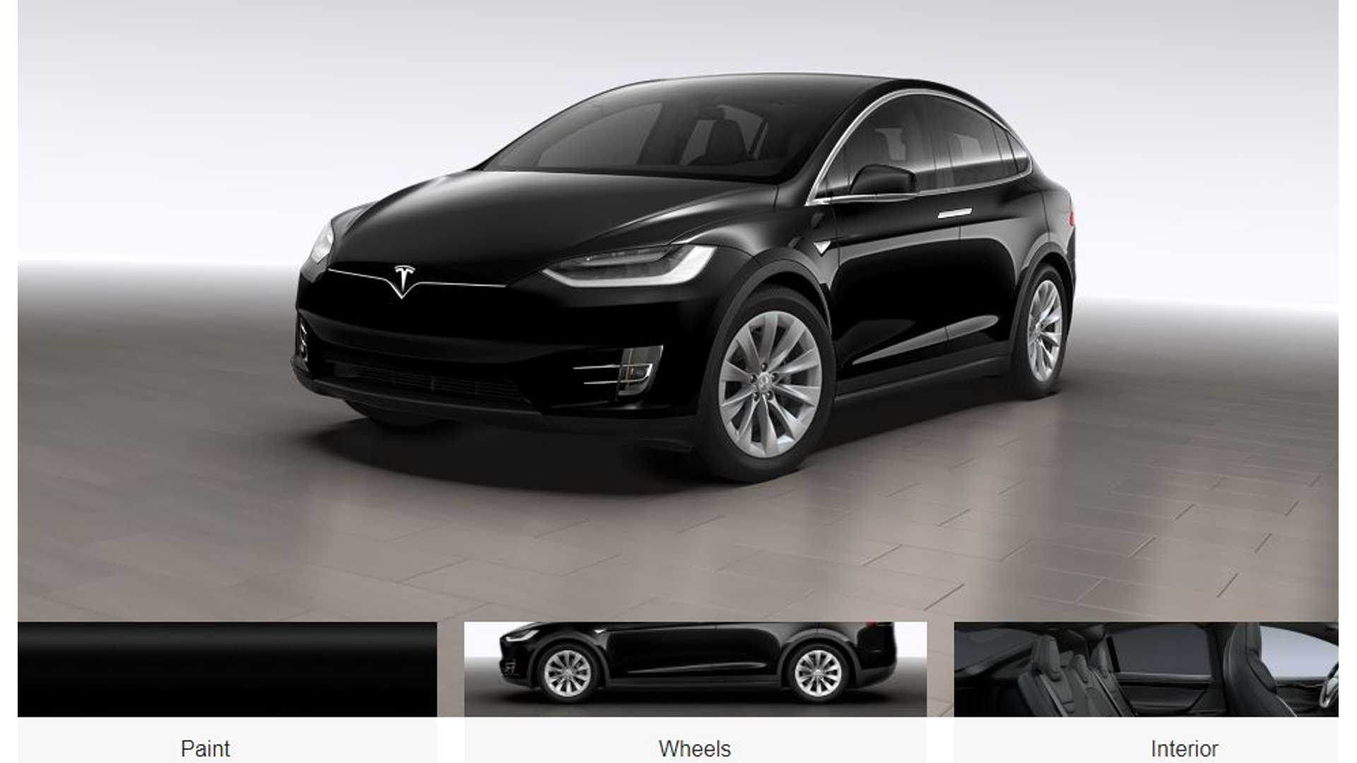 Tesla Again Alters Model S X Options Pricing Adds Premium Upgrades Package