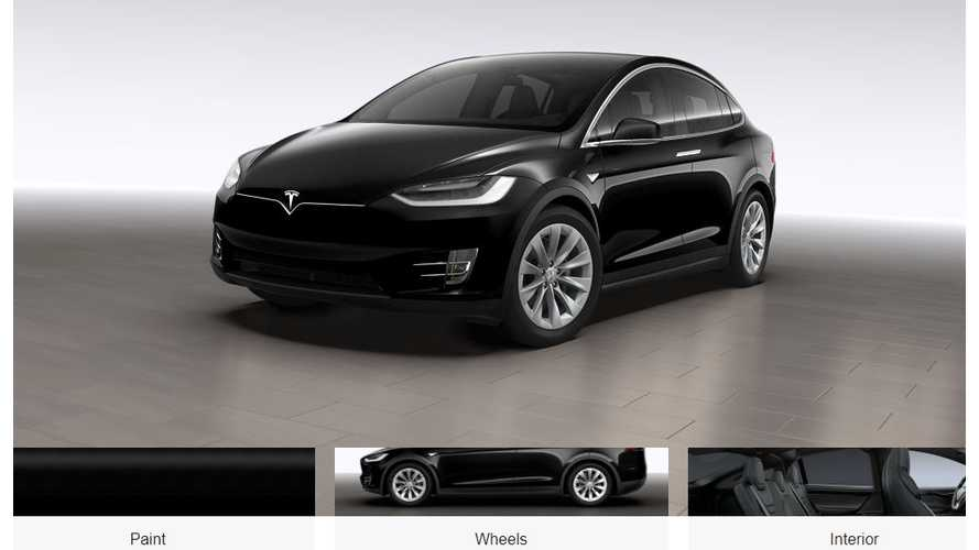 Tesla Again Alters Model S/X Options/Pricing, Adds Premium Upgrades Package