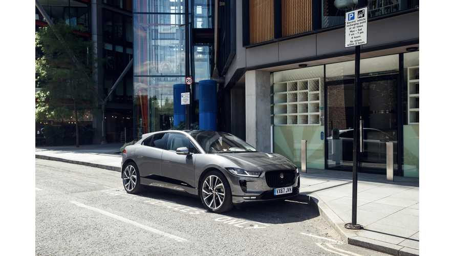 Jaguar I-Pace Named Scottish Car Of The Year