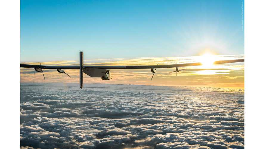 Solar Impulse 2 Ready For Historic Round-The-World Flight