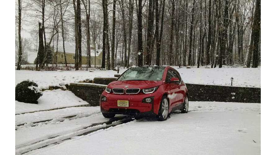 BMW i3 - Winter Range Reduction & Tips For Offsetting Cold Weather Impact
