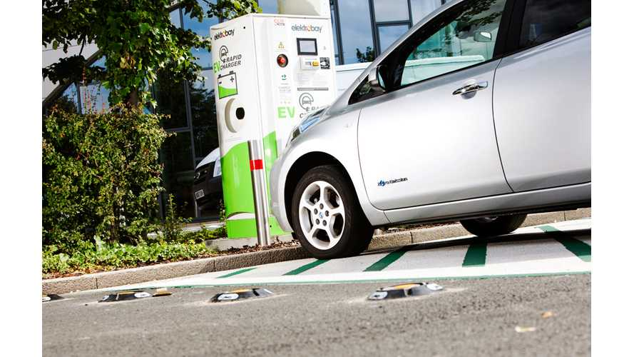 Charge Your Car Forms Interoperability Agreement With The New Motion