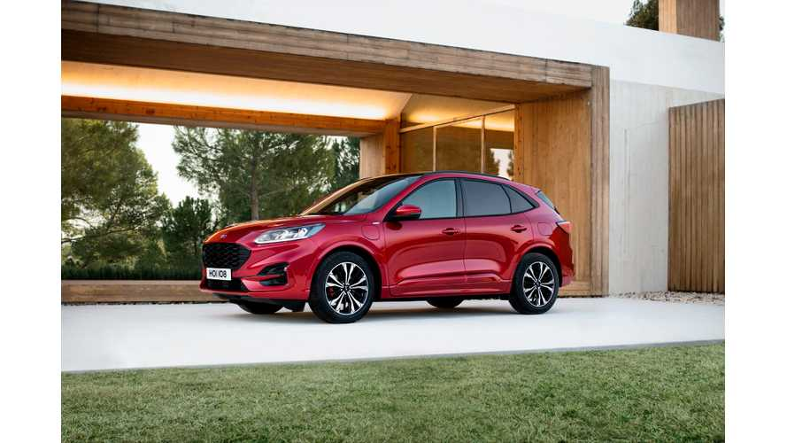 Ford Escape/Kuga PHEV: Specs, Images, Videos