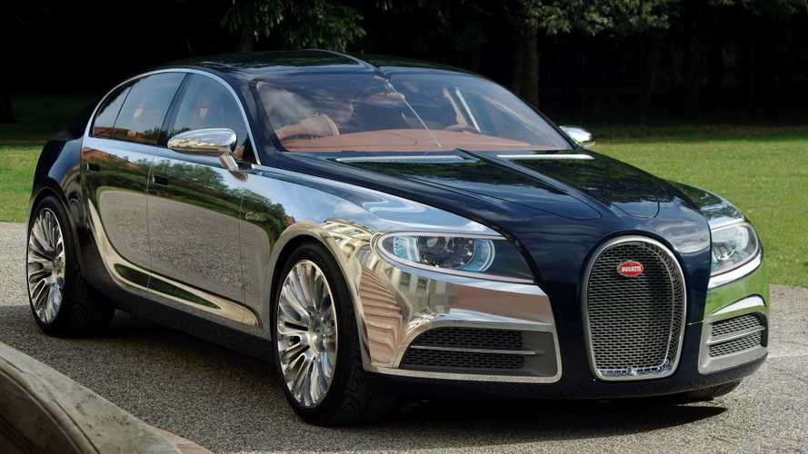 Bugatti Royale Electric Sedan Coming In 2023?
