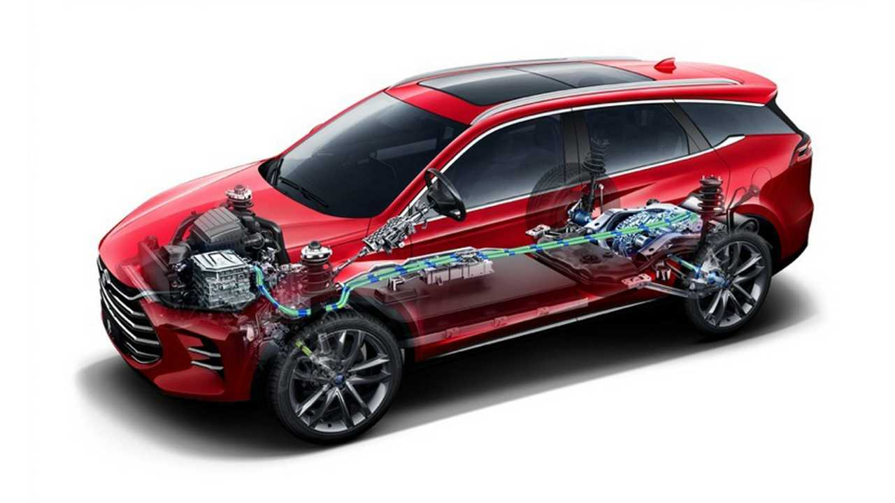 China Reduces Electric Car Subsidies, Increases Vehicle Tech Requirements