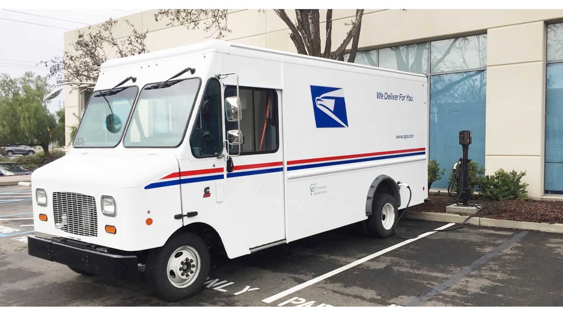 United States Postal Service Tests Cummins-Powered All