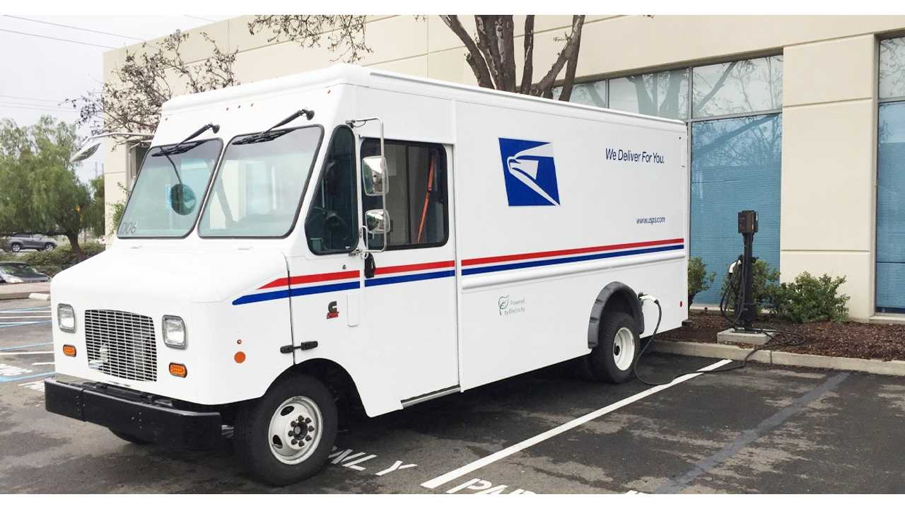 United States Postal Service Tests Cummins-Powered All-Electric Vehicles