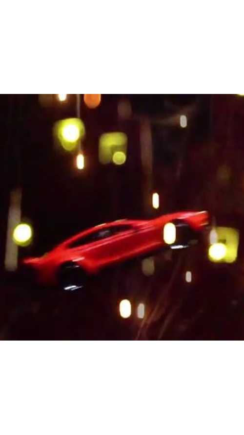 Hot Wheels - Happy New Year! - Video Featuring Tesla Model S