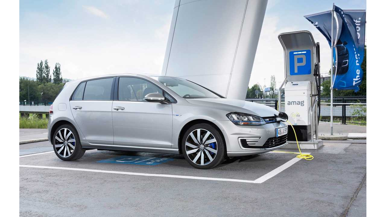 Volkswagen's Holistic Approach To Low Carbon Mobility - Automaker Promises To Invest $10 Million Into U.S. Charging Infrastructure