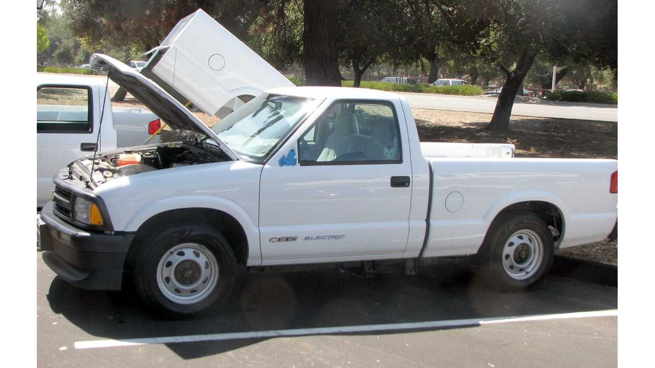Chevrolet S-10 EV (source Wiki) 2 of 2 | InsideEVs Photos
