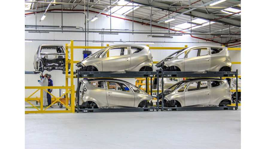 Bollore Bluecars Now Being Built By Renault
