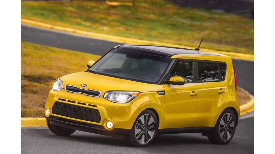 Kia Providing 6 Soul EVs To University Of California Irvine For V2G Testing