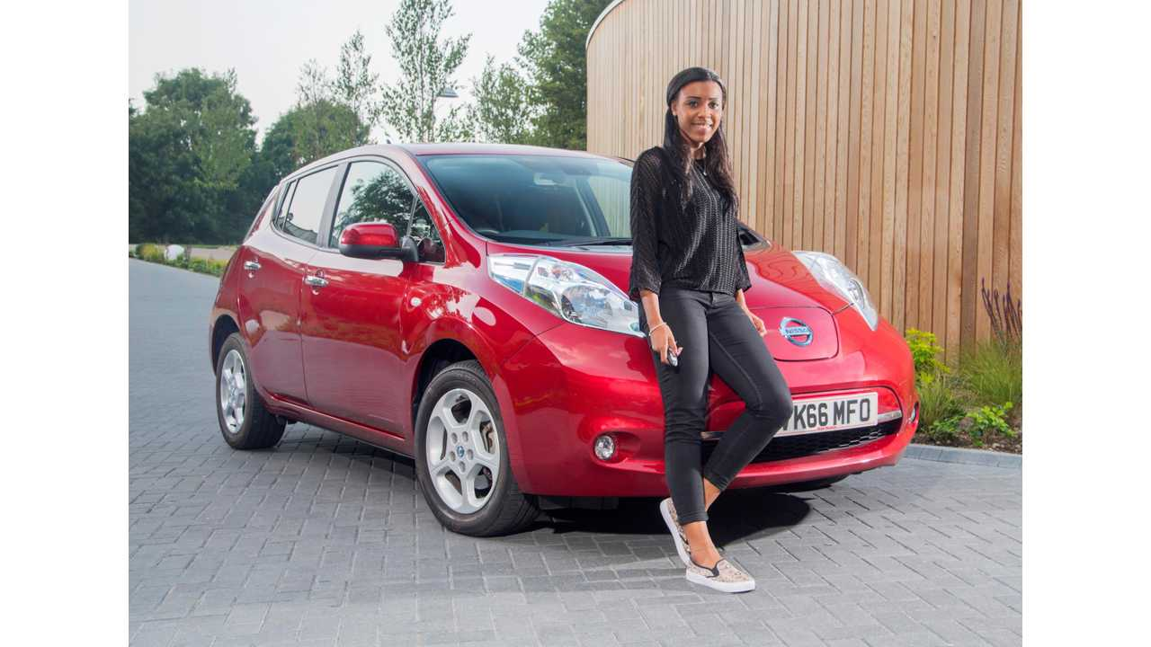 Nissan: 76% Of Millennials See Driving Eco-Friendly Cars As The Best Action For A More Sustainable Future