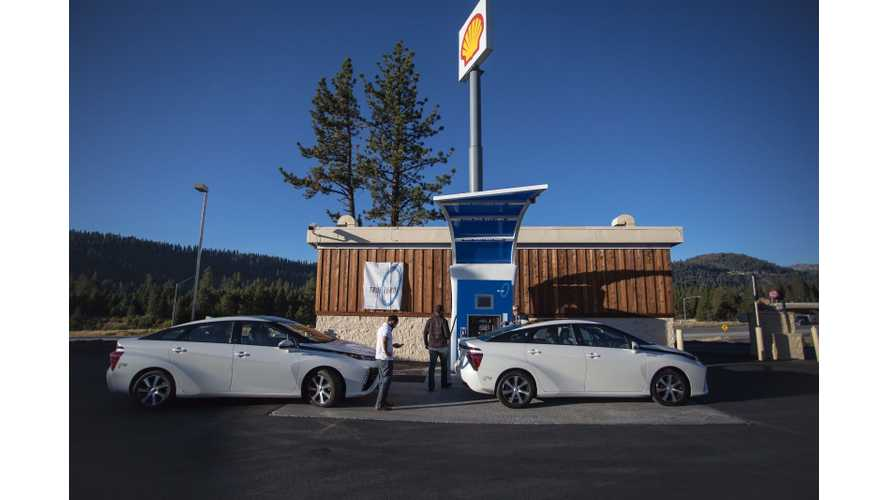 Toyota Mirai Capable Of Covering 1,438-Miles In 24-Hour Run