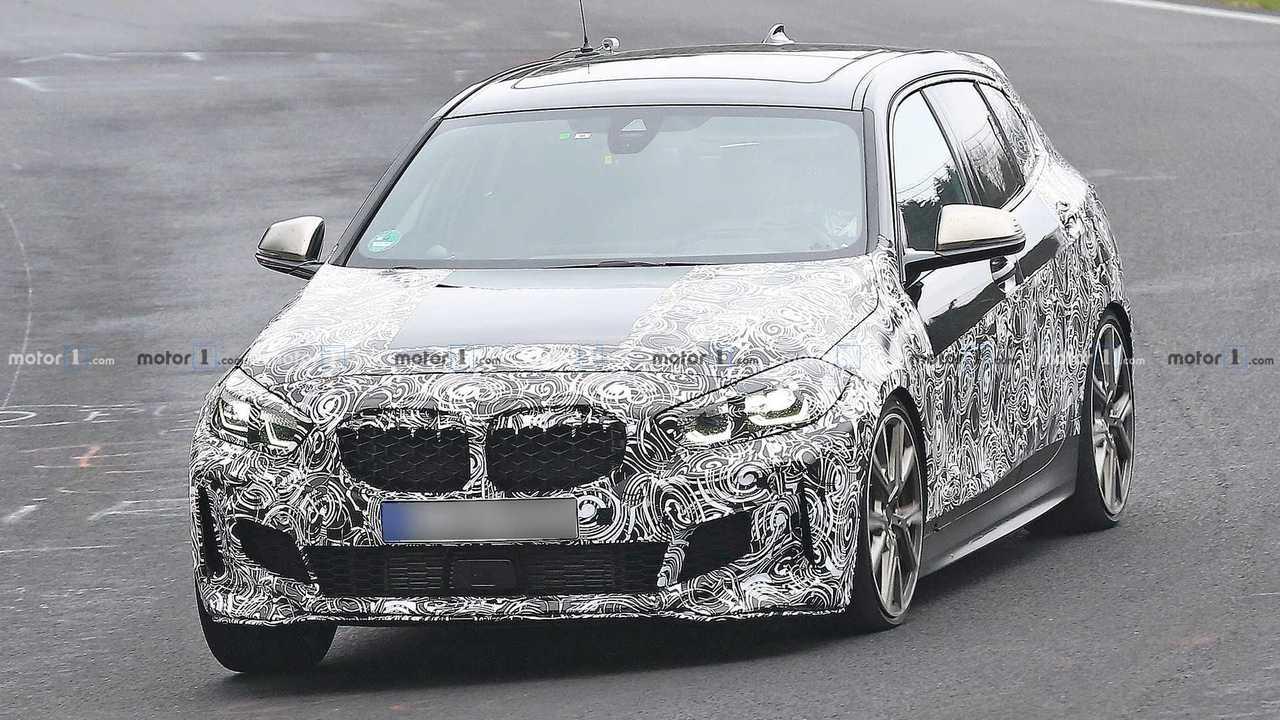 BMW M135i xDrive lead image