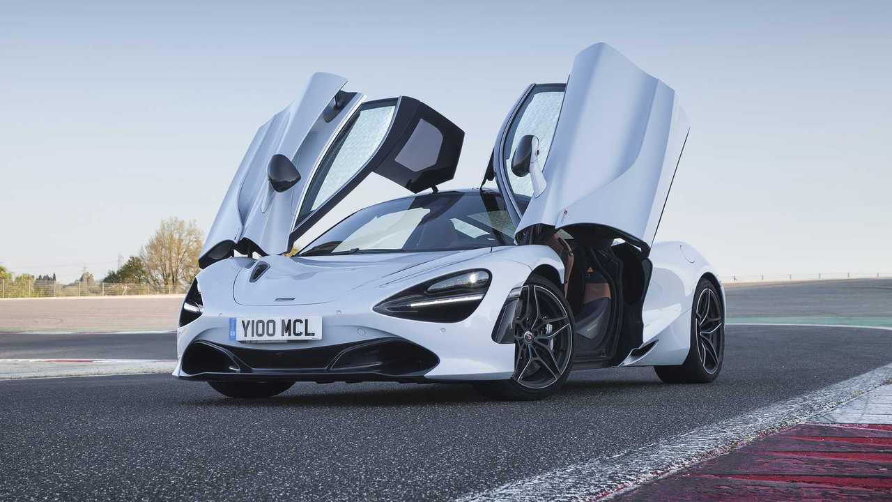 McLaren - Woking