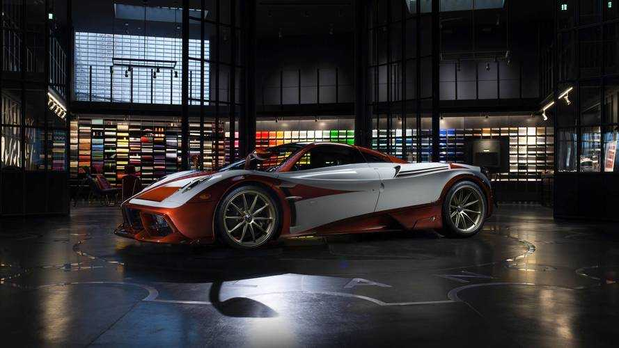Pagani Plans Electric Supercar