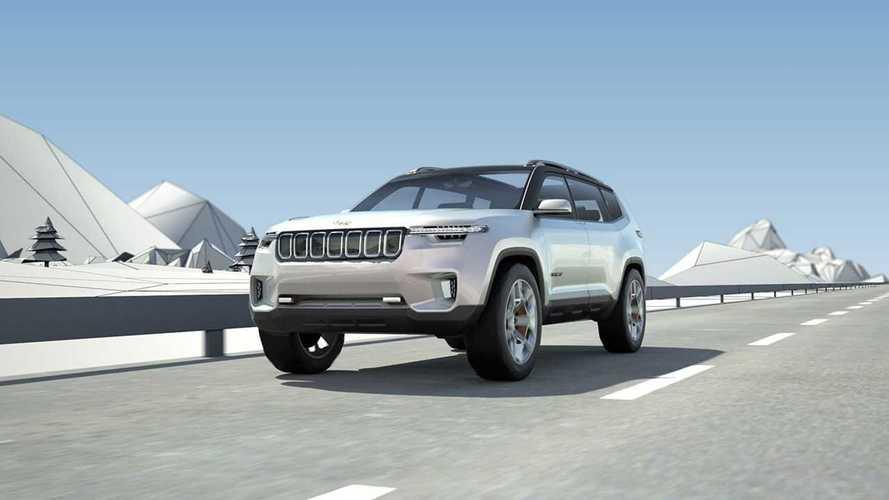 Jeep Yuntu PHEV SUV Might Be Production Bound