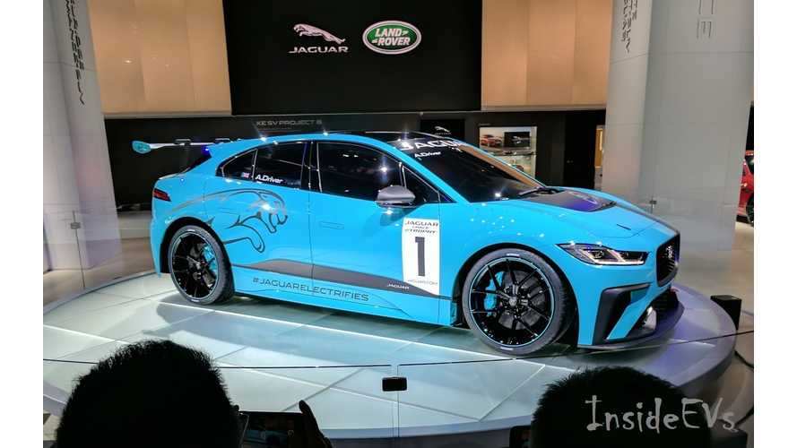 Jaguar To Launch Single-Make Electric Racing Series To Support Formula E