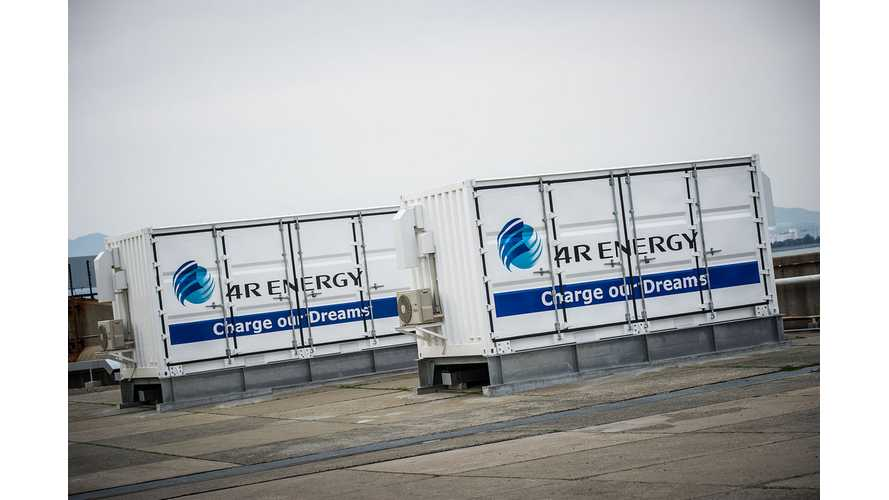 Lithium-Ion Now The Dominant Chemistry In Grid Energy Storage