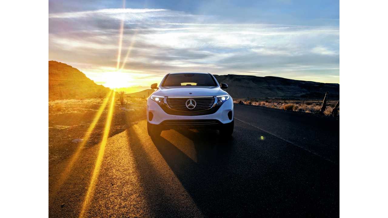 Mercedes-Benz Discusses Chinese Production Of EQC