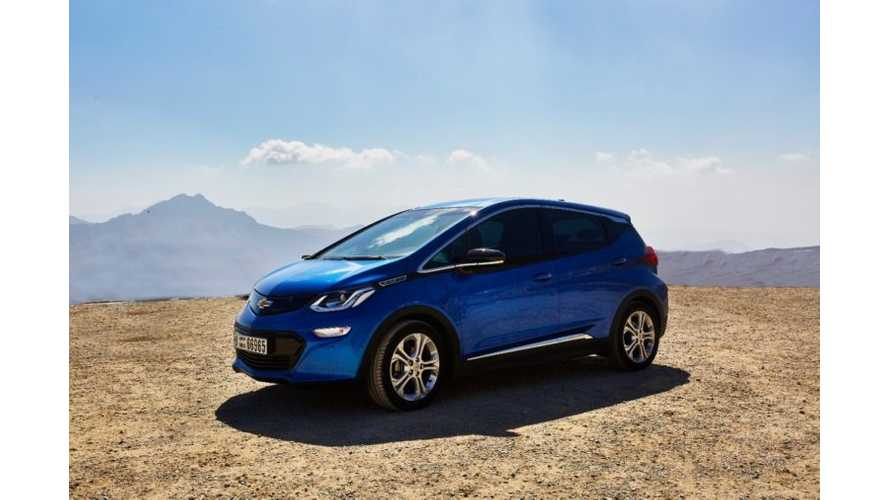 2019 Chevy Bolt Struts Its Stuff, Impresses In Abu Dhabi