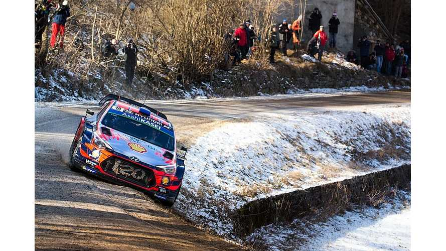 FIA Planning For Electric World Rally Cross By 2022