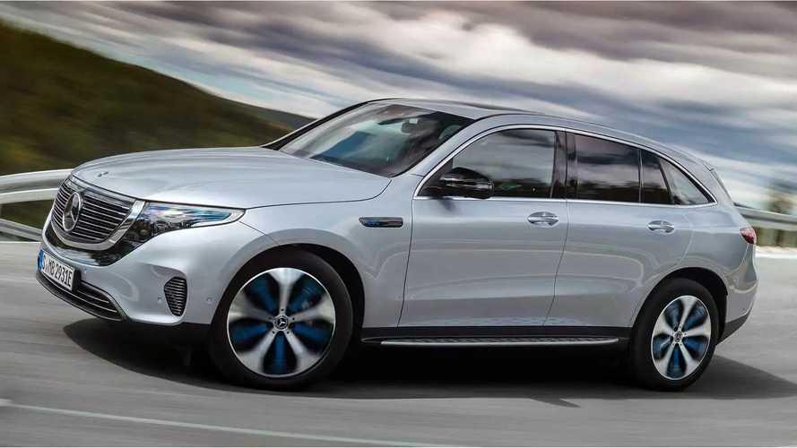 Next-Gen Mercedes EQC, C-Class EV Coming To US: Report
