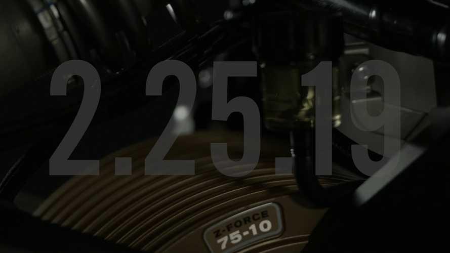 Zero Teaser Confirms High-Performance SR/F Model