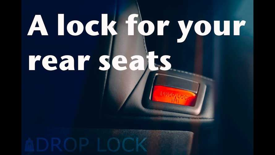 Tesla Model 3 Rear Seat Lock Is Pure Genius: Video