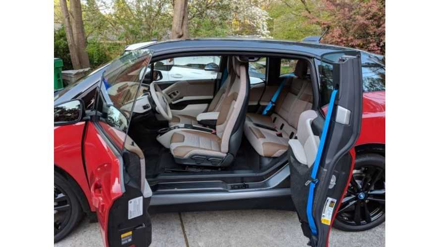 Forbes Test Drive Disaster: No Charge Means BMW i3 REx Can't Cope