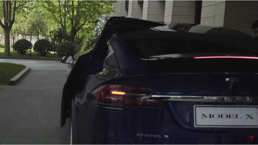 Tesla Agrees To Quietly Buy Back Model X In High Profile Lemon Law Case
