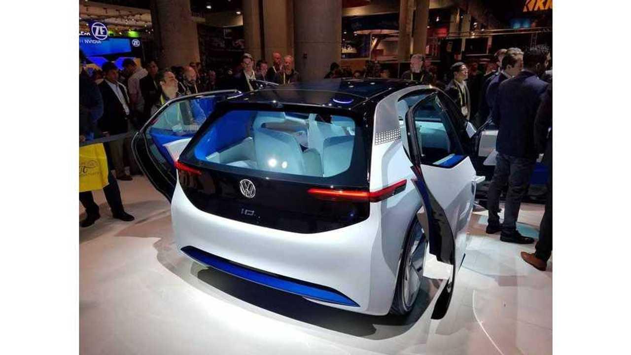 Volkswagen Exec: Electric GTI Definitely Coming