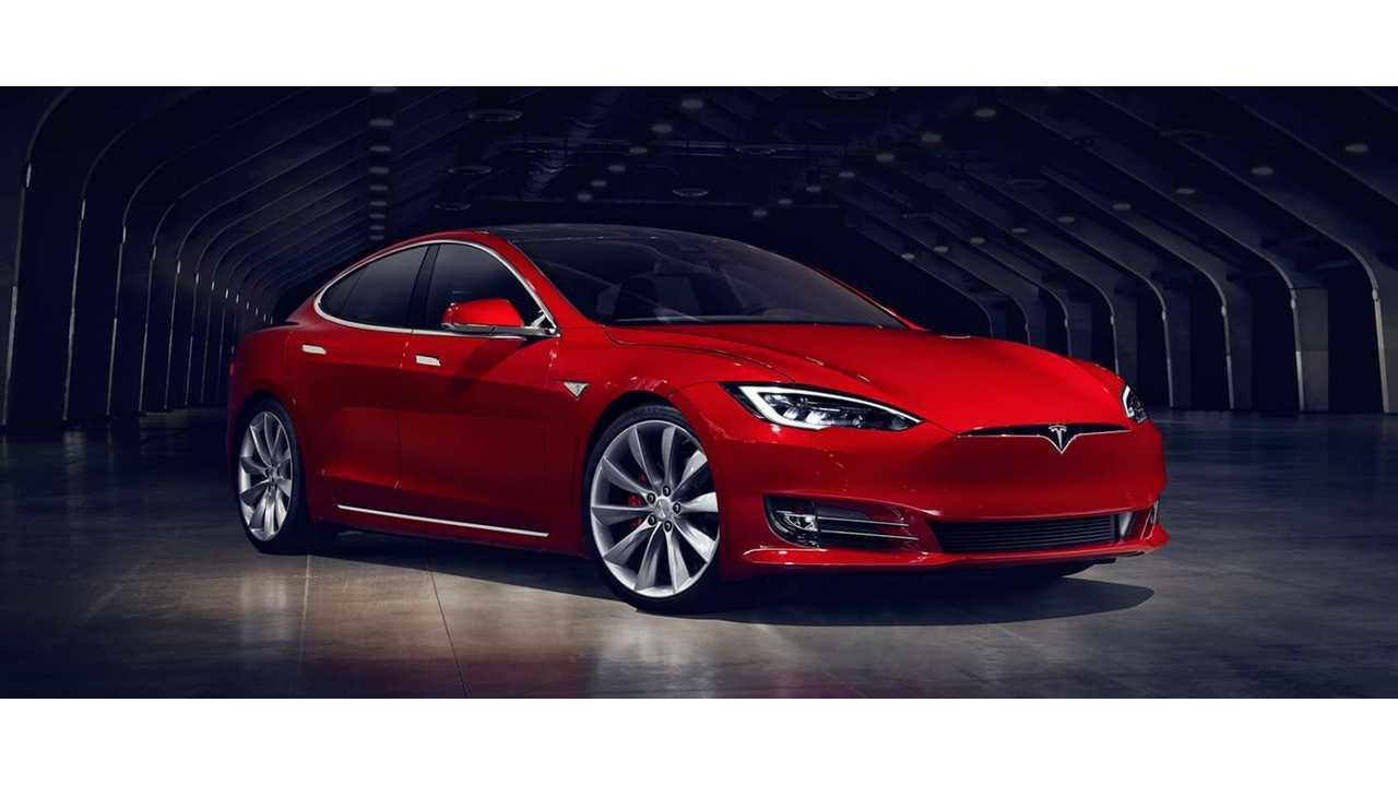 Newly Designed Model S