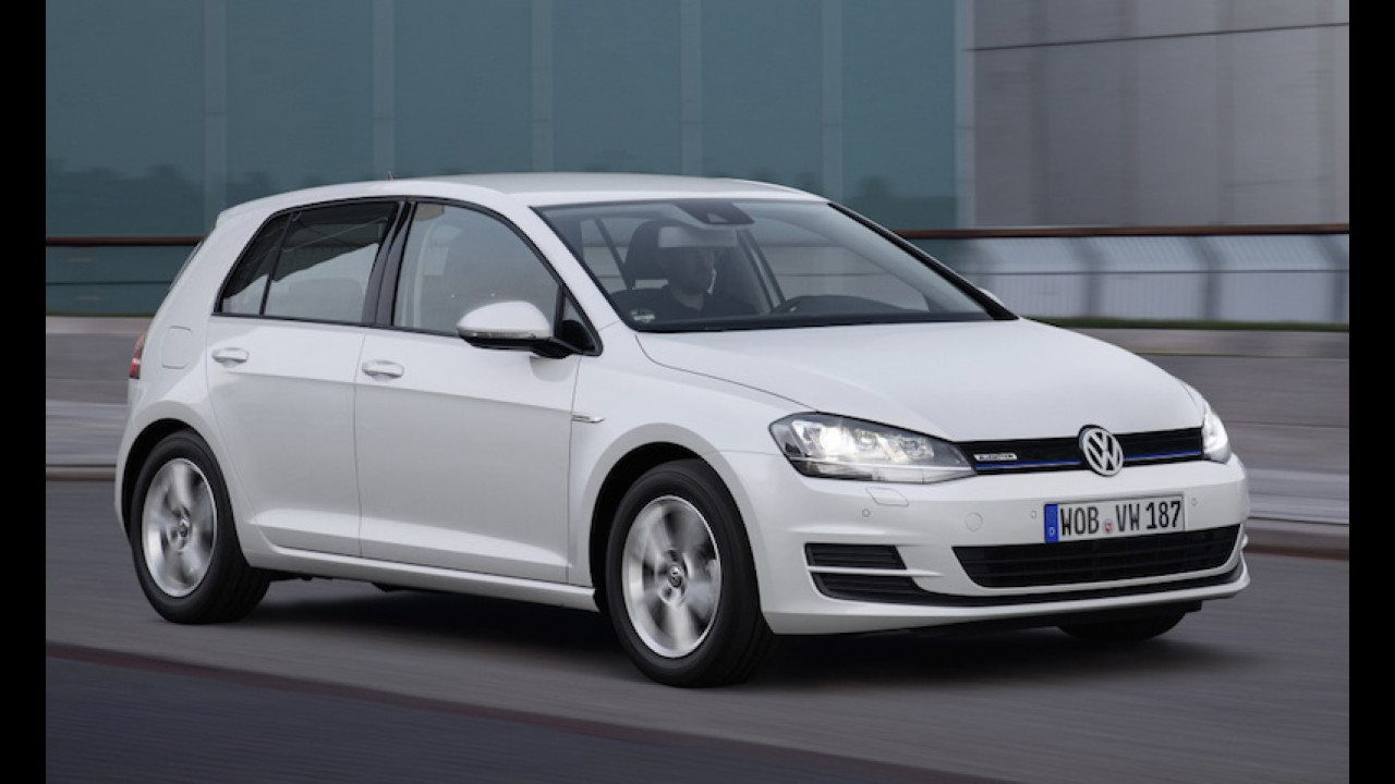 Próximo VW Golf terá versão híbrida com motor 1.0 de 150 cv