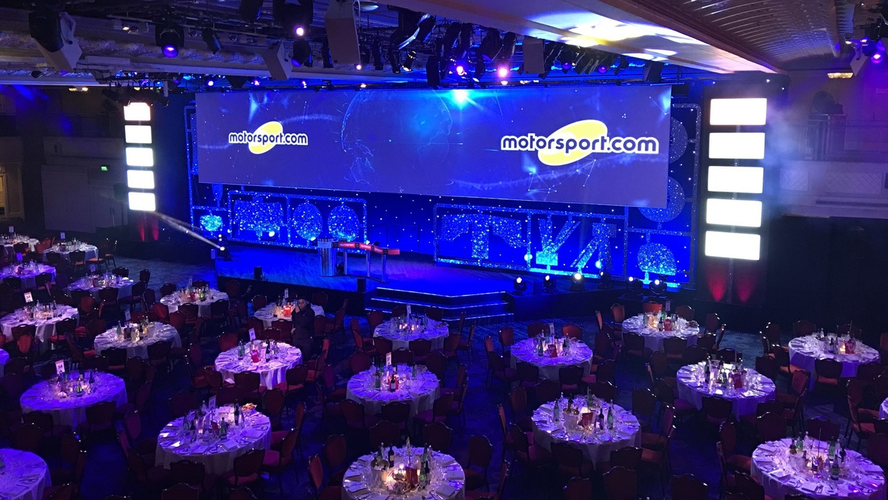 Autosport Awards 2016 atmosphere