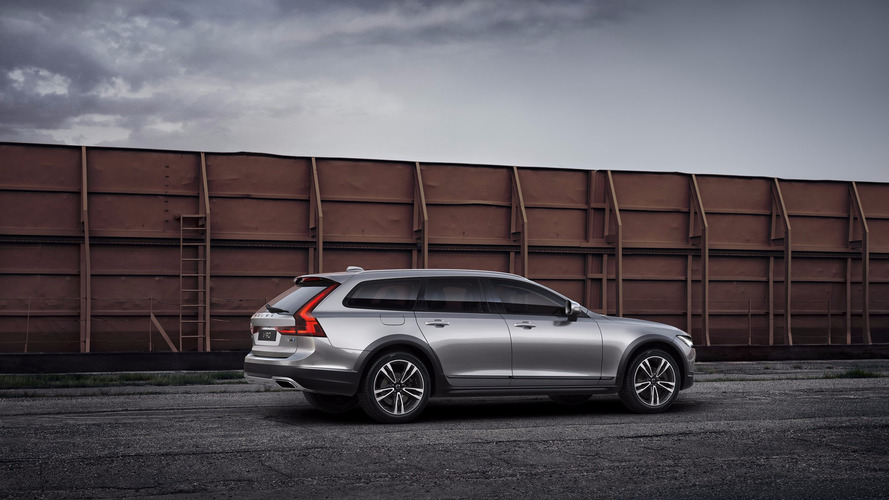 Volvo V90 Cross Country optimisation Polestar