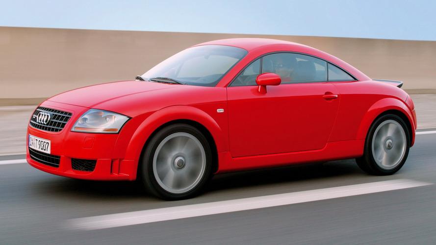 Geçmişe Bakış: Audi TT (ilk jenerasyon)