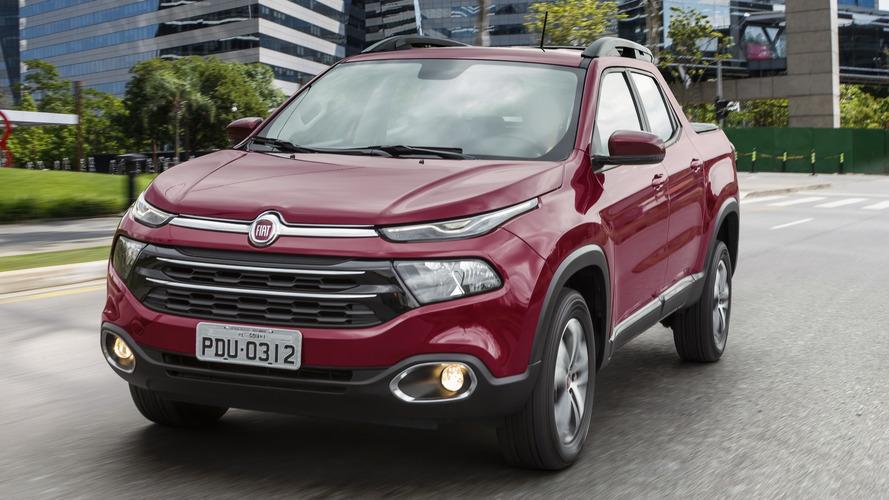 Picapes em maio – Fiat Toro amplia vantagem e Frontier vai mal
