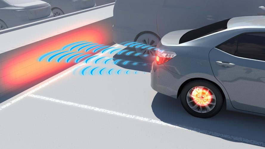 Toyota, park etme kazalarına karşı sonar teknoloji getirdi