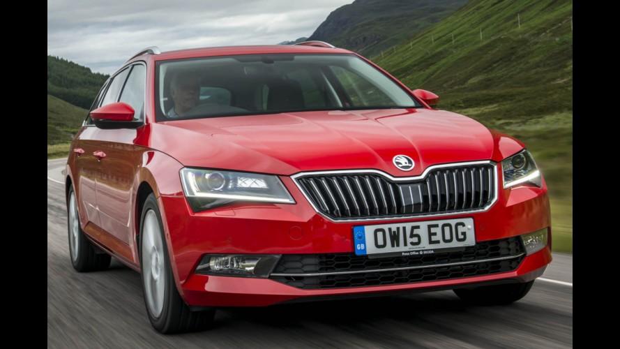 """Marca de """"entrada"""" da VW, Skoda dá pistas sobre volta aos EUA"""