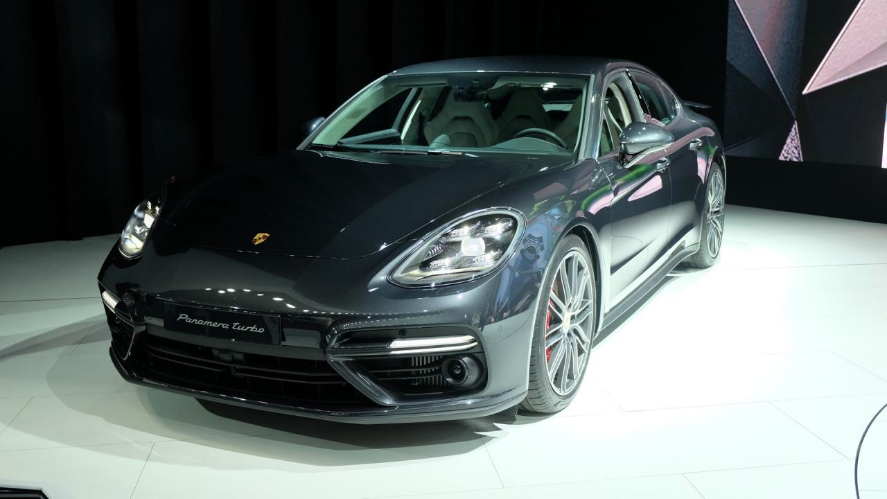Salão do Automóvel: Porsche lança novo Panamera 2017 no Brasil - veja preços