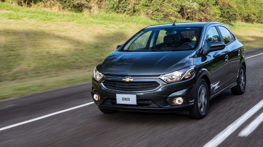 Mercado em outubro – Chevrolet completa dois anos na liderança