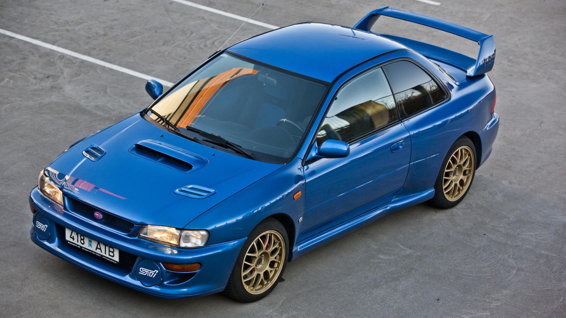 Ambasadorius Atnaujinti Monotoniškas Subaru Impreza 22b Wrx Sti Yenanchen Com
