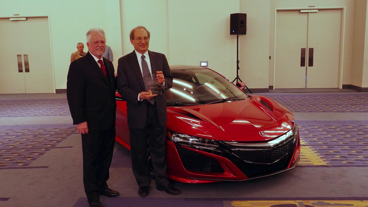 2017 Green Car Awards at Washington Auto Show