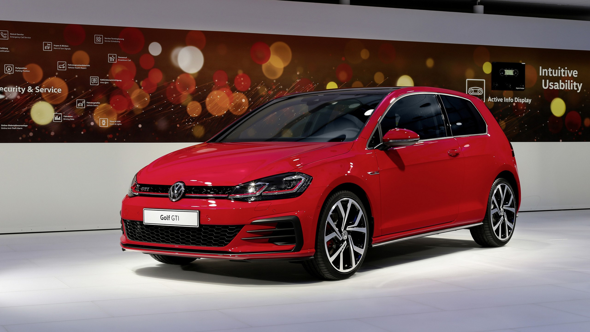 2020 Vw Golf Gti To Go Hybrid