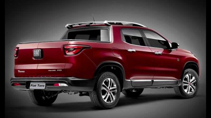 Fiat quer emplacar 50 mil Toro por ano - veja novos informes da picape