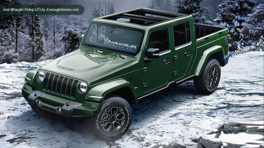 2018 Jeep Wrangler projeções by JLWranglerForums